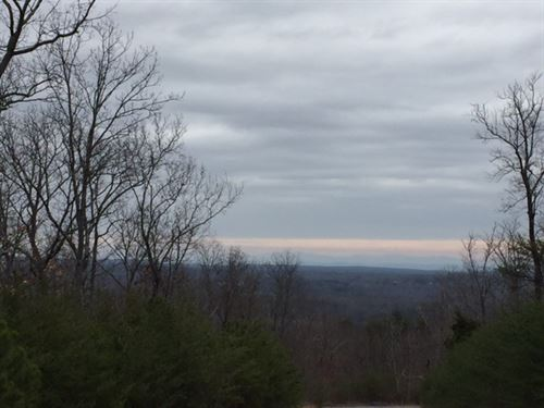 5.38+/- Acres Wooded Lot With Views : Dunlap : Sequatchie County : Tennessee
