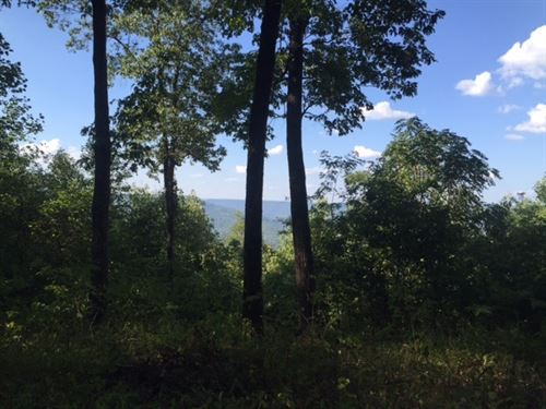 5.02+/- Acres Breathtaking Views : Sewanee : Marion County : Tennessee