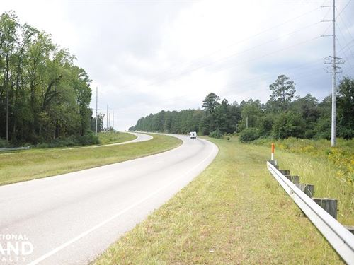 Fayetteville Road Commercial Lots O : Raeford : Hoke County : North Carolina
