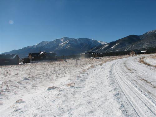 236500, Incredible Mountain Views : Buena Vista : Chaffee County : Colorado