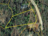 Reduced Beautiful Wooded Lot Clo : Pickens : Pickens County : South Carolina