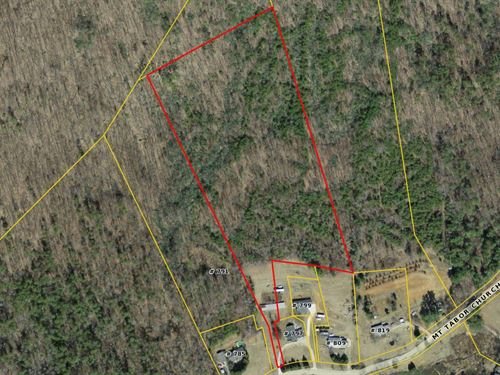 13.53 Unrestricted Acres : Pickens : South Carolina
