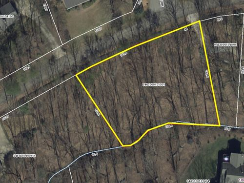 Reduced. Phillips Trail, Near Trave : Greenville : South Carolina