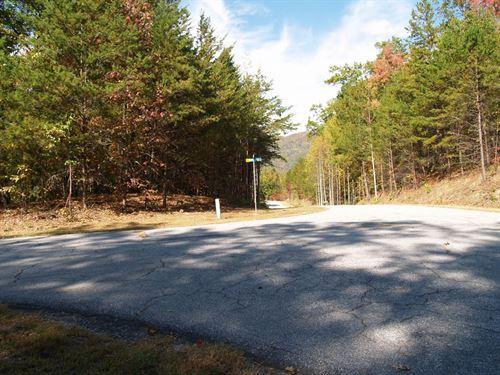 Mountain Lot - Matthews Creek : Cleveland : Greenville County : South Carolina