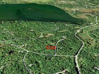 Empty Lot At Country Golf Club : Voyager Village : Burnett County : Wisconsin