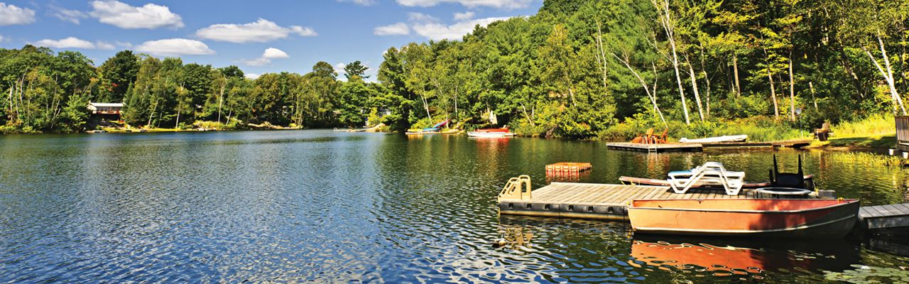 Walk To The Water Lake View W/ Slip : Bumpass : Louisa County : Virginia