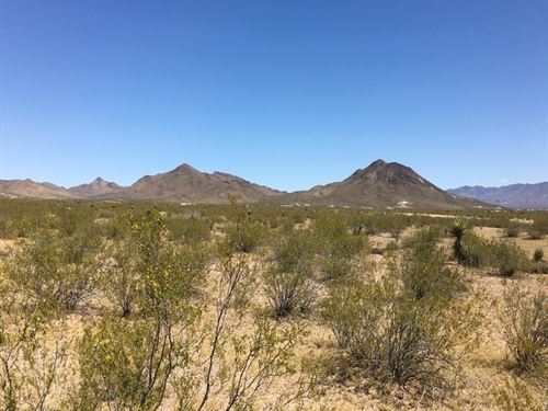 2.5 Acres Mohave County : Wikieup : Mohave County : Arizona