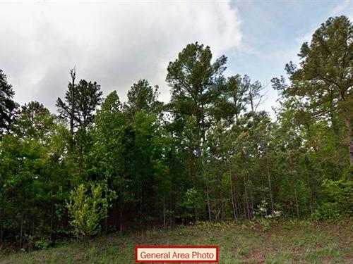 Partial Waterfront With Acreage : Seneca : Oconee County : South Carolina