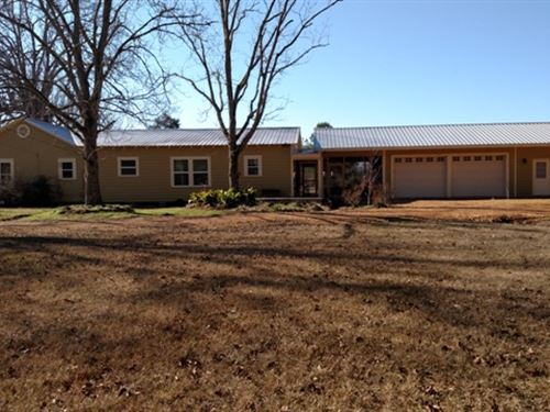 4Bd/3Ba Home On 6.4Ac-Oktibbeha Co. : Sturgis : Oktibbeha County : Mississippi
