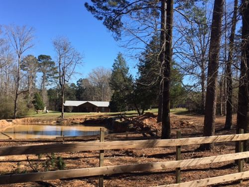 Camp And 18 Acres Wilkinson CO : Gloster : Wilkinson County : Mississippi