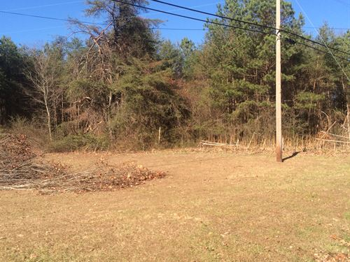 Nice Flat &Wooded Homesite Location : Monteagle : Grundy County : Tennessee