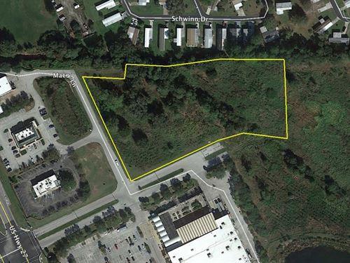 4.5 Acres Land Ready For Developmen : Lake Wales : Polk County : Florida