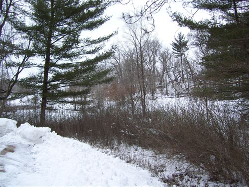 Lot With View Of Lake Redstone : La Valle : Sauk County : Wisconsin