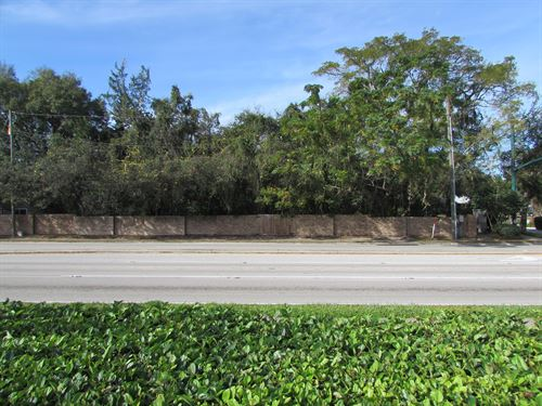Rare Vacant Land On Maitland Ave : Altamonte Springs : Seminole County : Florida