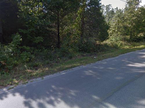 Cheap Land In Cherokee Village : Cherokee Village : Sharp County : Arkansas