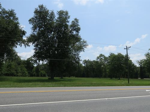 Frontage On 441S Lake City Fl : Lake City : Columbia County : Florida