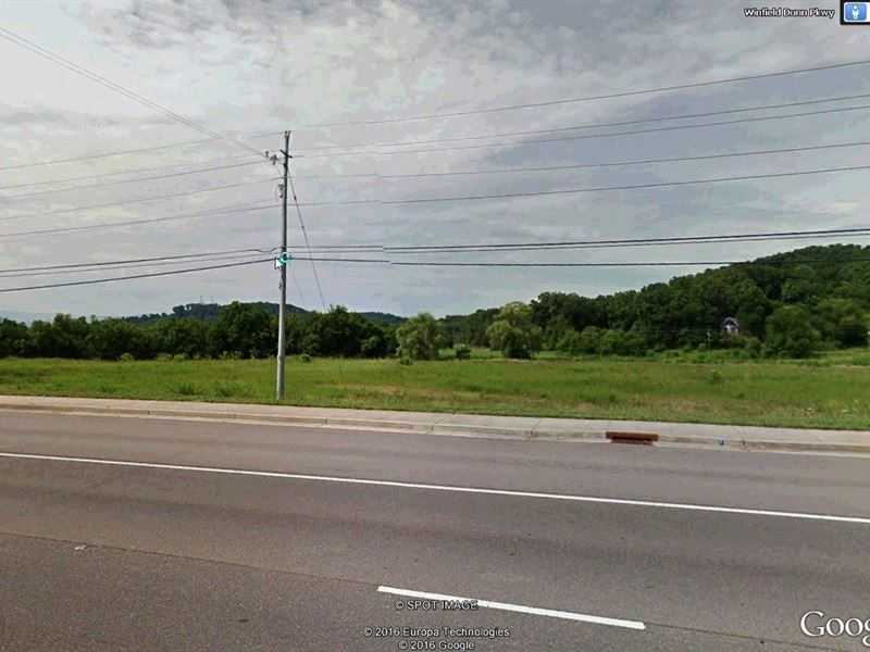 Prime Sevierville Commercial Land : Sevierville : Sevier County : Tennessee