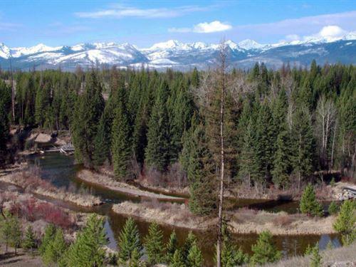 Swanland Overlook : Missoula County : Montana