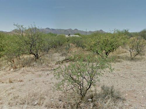 .74 Acre In Rio Rico Ranchettes : Rio Rico : Santa Cruz County : Arizona
