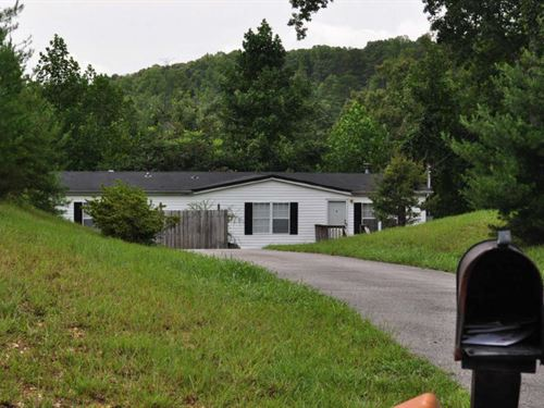 Auction 3Br-2Ba Home : Powell : Anderson County : Tennessee