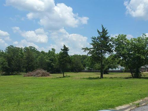 Home-Site For Sale : Reno : Lamar County : Texas