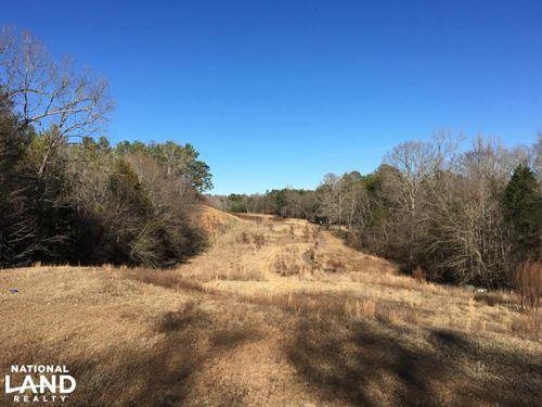 Mini Estate/Horse Farm : Union County : South Carolina