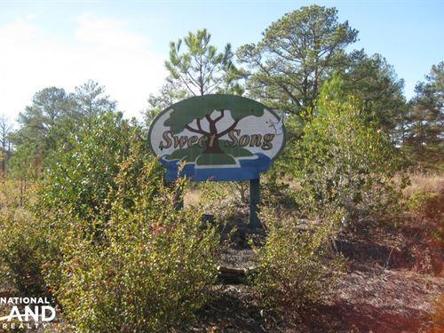 Sweet Song Subdivision Lot 14 : Gilbert : Lexington County : South Carolina