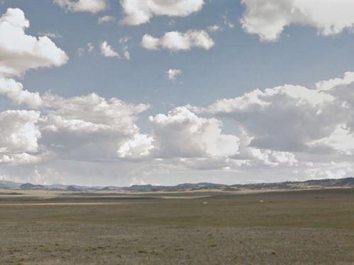 5 Acres In South Park Ranches : Hartsel : Park County : Colorado