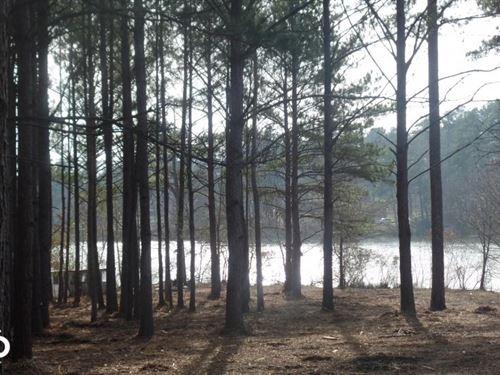 The Walton Lake Fishing Club : Meridian : Lauderdale County : Mississippi