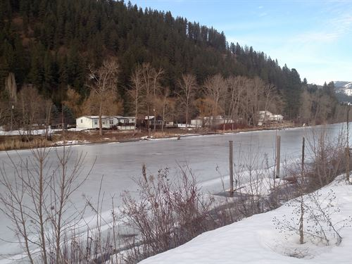 Life's A Vacation On The St. Joe : Saint Maries : Benewah County : Idaho