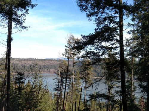 Views Of Conkling Bay : Coeur D Alene : Kootenai County : Idaho