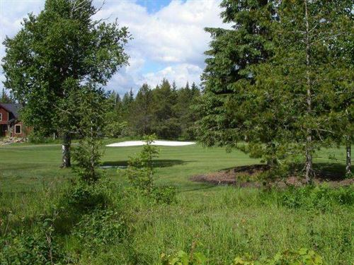 Tranquility At Meadow Lake Resort : Columbia Falls : Flathead County : Montana