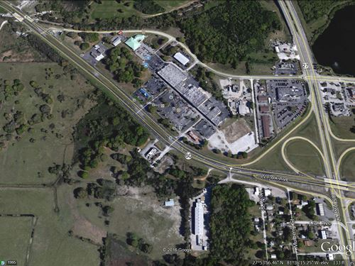 Commercial Lot Sr 60 Lake Wales Fl : Lake Wales : Polk County : Florida