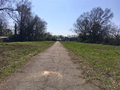 3+/- Commercial Lot : Petal : Forrest County : Mississippi