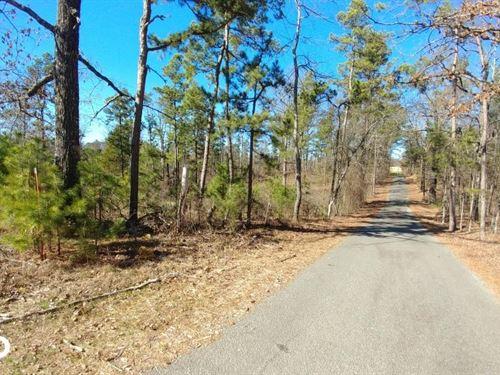 Wye Mountain 5 Acres Residential, P : Bigelow : Pulaski County : Arkansas