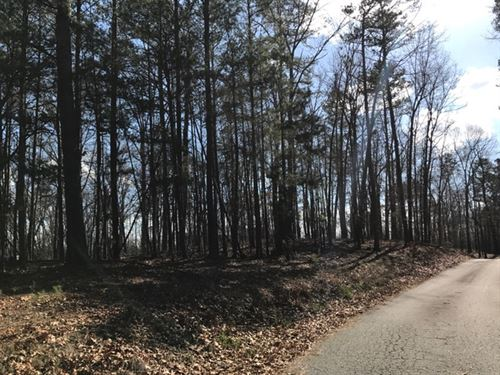 6.09 +/- Wooded Acres, Bartow Co. : Fairmount : Bartow County : Georgia