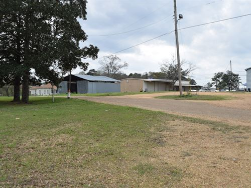 Commercial Lot : McComb : Pike County : Mississippi
