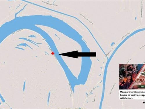 Lake House Furnished On Larto Lake : Jonesville : Catahoula Parish : Louisiana