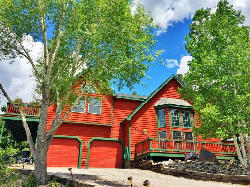 Classic San Juan Ranch : Lake City : Hinsdale County : Colorado