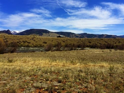 Riverfront, Lot 10 Vista Grande : Creede : Mineral County : Colorado