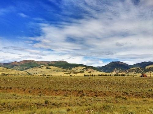 Carnan Estates Lot : Creede : Mineral County : Colorado