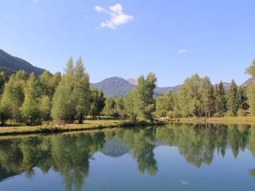 San Juan Ranch Estates, Lot 75 : Lake City : Hinsdale County : Colorado