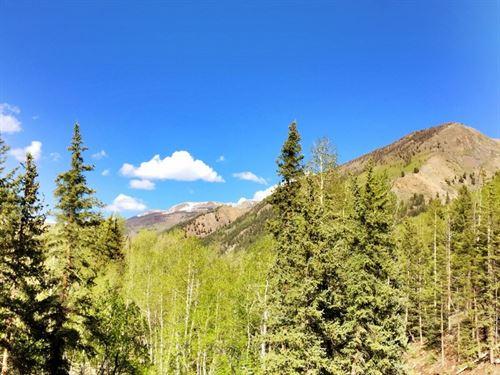 Lot 2 Mountain Meadows : Lake City : Hinsdale County : Colorado