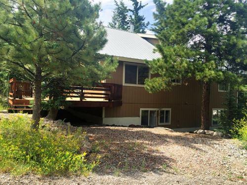 Riverside Estates Home : Lake City : Hinsdale County : Colorado