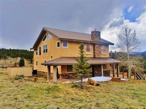 Beaver Mountain Southwest Style : South Fork : Rio Grande County : Colorado