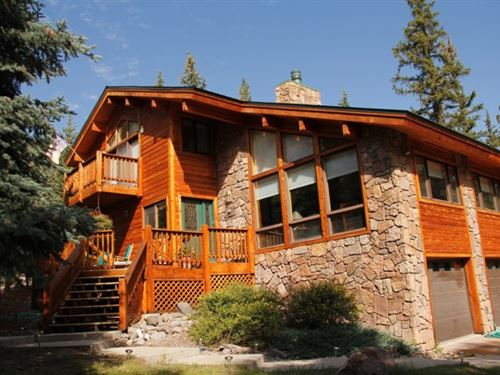 Elegant Lake City Home : Lake City : Hinsdale County : Colorado