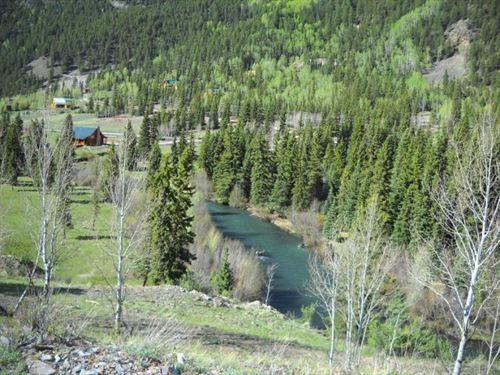 Park Creek Lot 29 : Lake City : Hinsdale County : Colorado