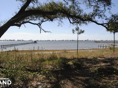 Fort Morgan Road Little Lagoon Lot : Fort Morgan : Baldwin County : Alabama