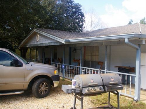 Two Homes For Sale Pike County Ms : Magnolia : Pike County : Mississippi