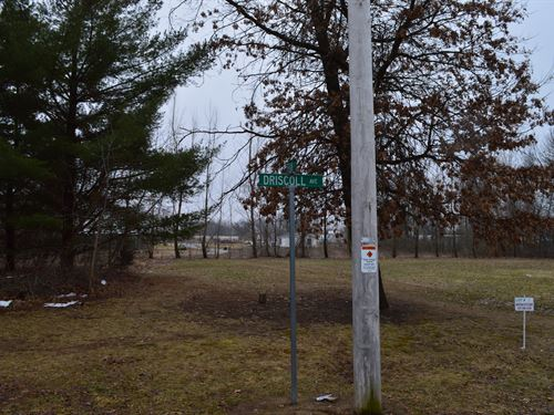 Lot 7 Buildable Rural Country Lot : Oxford : Marquette County : Wisconsin